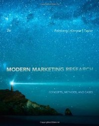 Test Bank For » Test Bank for Modern Marketing Research, 2nd Edition : Feinberg Download | Marketing Test Bank | Scoop.it