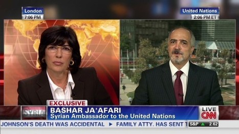 Syrian Ambassador Bashar Ja'afari: 'Change – yes we can' #Syria #Obama #US #Alqaeda #Terrorism #UN | Saif al Islam | Scoop.it