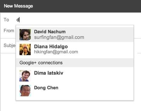 Chiunque potrà scriverti su Gmail da Google+ - Il Post   Comunicazione e Informatica   Scoop.it