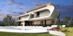 La casa de Victor Valdes - Decoracion en Espacio Hogar | ARIS casas | Scoop.it