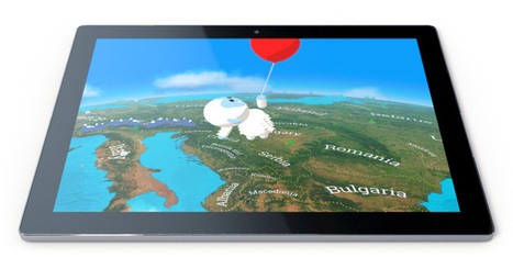 Google launches a kids' map app that lets them explore 3D imagery of the Himalayas | Transmedia Storytelling meets Tourism | Scoop.it