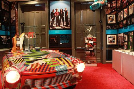U2 a Dublino: una mostra per loro al The Little Museum of Dublin | Mind The Trip | Scoop.it