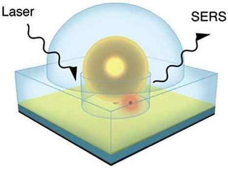 Smart sensor detects single molecule in chemical compounds | Amazing Science | Scoop.it