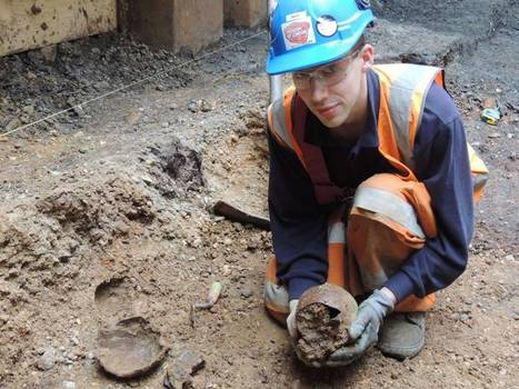 'Another piece in the jigsaw of London's history': Roman skulls unearthed at ... - The Independent | historian: people and cultures | Scoop.it