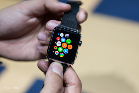 A Watch Guy's Thoughts On The Apple Watch After Seeing It In The Metal (Tons Of Live Photos) | Apple in Business | Scoop.it