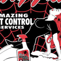 Mary Jane's Amazing Pest Control T-Shirt | Pestek Pest Control | Scoop.it