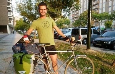 Pedaleando hasta Holanda en busca de trabajo. - Bicivilizados | Fixie bikes | Scoop.it