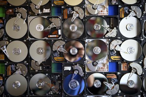 Cómo destruir un disco duro definitivamente para que no se pueda recuperar la información | Aprendiendoaenseñar | Scoop.it