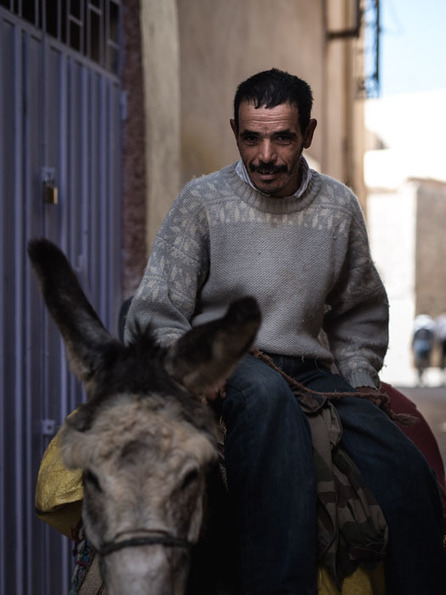Shooting Intimate Portraits of the People of Morocco | Photography Online | Scoop.it