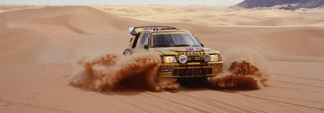 Dakar // L'incroyable retour de Vatanen en 1987 - Peugeot News | Tout savoir le constructeur automobile Peugeot | Scoop.it