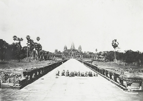 Old pictures of Siem Reap and Angkor Wat Archaeological Park - Siem Reap, Cambodia | Kampu | Scoop.it