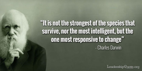 Are You Strong, Intelligent or Responsive to Change? | Ebooks Collection | Scoop.it