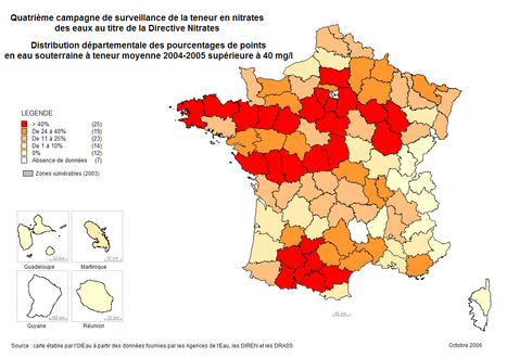 La directive Nitrates dans l'Aube : 20 ans d'incurie collective. | Toxique, soyons vigilant ! | Scoop.it