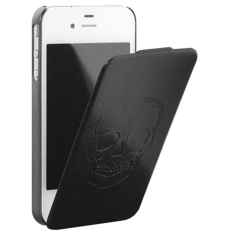 Bigben Zadig & Voltaire Black Leather Case for iPhone 4 / 4S | Custom Mobile Apps | Scoop.it