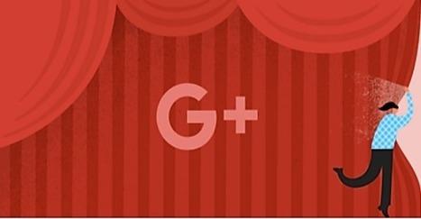 Google+ propose plus de données dans votre Journal des activités | Chiffres et infographies | Scoop.it