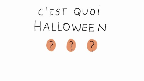 C'est quoi Halloween ? | Ressources FLE | Scoop.it