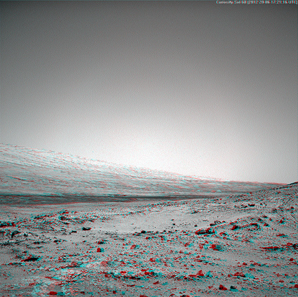 Standing on Mars | Bad Astronomy | Discover Magazine | Kool Look | Scoop.it