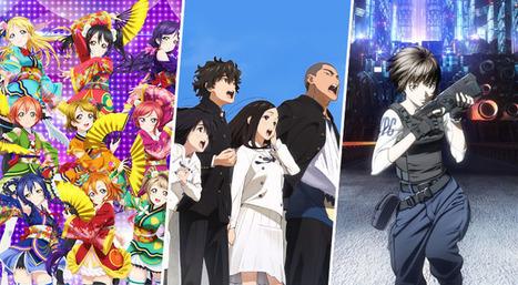 Japón: #Top10 ¡Mejores cintas animadas del 2015! | Noticias Anime [es] | Scoop.it