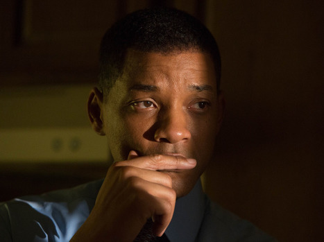 Will Smith hopes his new film Concussion will jolt parents | Mental Health | Scoop.it
