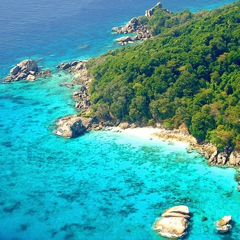 Island hopping in Thailand | TravelingBackpacking | Scoop.it