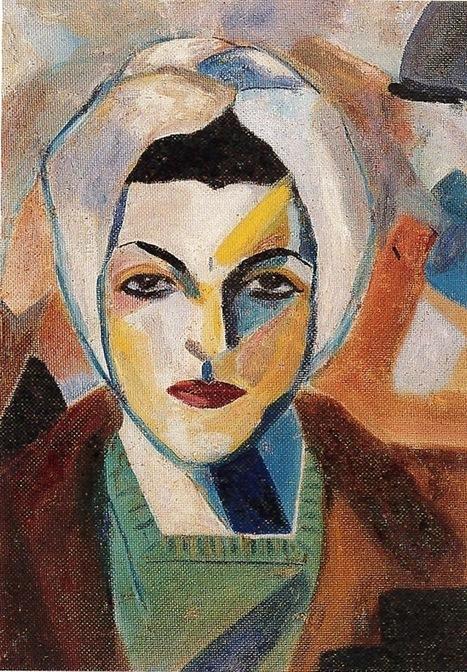 Two Pioneers of Arab Abstraction, Side by Side | This Week in Art by OPENINGS | Scoop.it