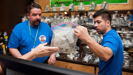 Unit 6: Stock in marijuana companies skyrocket after Colorado sells $1 mil on first day | Geography | Scoop.it