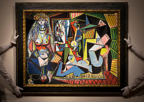 A Picasso Is the Center of Attention at Christie's Auction | The New York Times | Kiosque du monde : A la une | Scoop.it