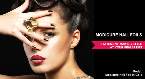 Nail Wraps, Nail Strips and Nail Foils | Modern Manicure Wraps by Modicure | Modern Manicure Wraps by Modicure | Scoop.it
