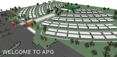 Modular Offices, Buildings, Camps | APG - Accommodating People | APG - Accommodating People | Scoop.it