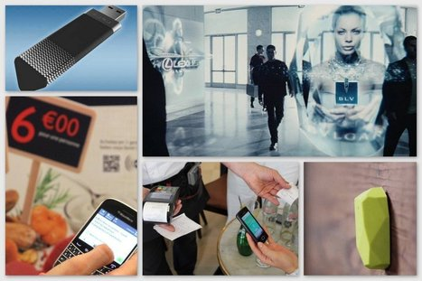 Internet des objets, géolocalisation, contrôle et données : l'exemple du shopping. | Libertés Numériques | Scoop.it