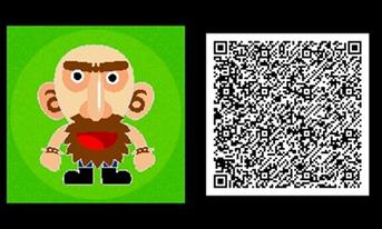 Freakyforms Deluxe - Brawlr Rob QR code | GoNintendo - What are ... | QR Code Art | Scoop.it