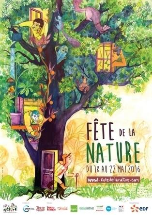 Fête de la Nature 2016 : des animations partout en France tout le week-end | Idées responsables à suivre & tendances de société | Scoop.it