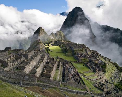 #206 ❘ découverte du Machu Picchu (XIVème siècle) ❘ le 24 juillet 1911 | # HISTOIRE DES ARTS - UN JOUR, UNE OEUVRE - 2013 | Scoop.it