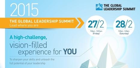 2015 Global Leadership Summit – 2015 全球領袖高峰會 | professional learning | Scoop.it