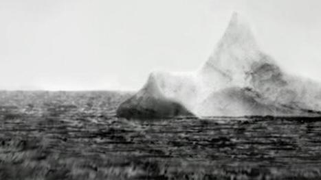 BBC - History - The iceberg that sank Titanic | Titanic Resources | Scoop.it