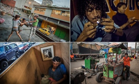 Pictures: Life on the tough streets of Pablo Escobar's hometown | 5.4 mm | Scoop.it