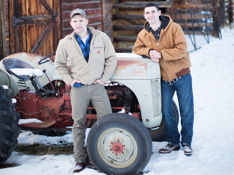 Capturing gay men in love on a Montana ranch | Out Magazine | LGBT News | Scoop.it