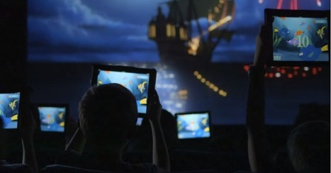 Because of iPad, 'Little Mermaid' Will Never Be the Same   screen seriality   Scoop.it