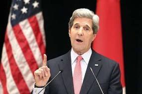 Kerry pushes plan to 'clean up' disputed Afghan vote - Criminal / Terrorist groups/individuals are NOT valid opposition]