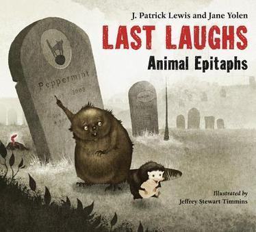 Last Laughs Animal Epitaphs Book Review | SocialCafe Magazine | Verse Novels | Scoop.it