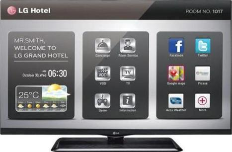 Hotel TVs Pair With Guests' Smartphones For Personalized Movie Watching | The Meeddya Group | Scoop.it