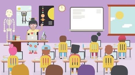 Amazon ouvre Inspire, plateforme dédiée aux contenus pédagogiques | Innovations pédagogiques | Scoop.it