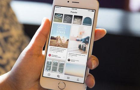 Pinterest Pushing Deeper Into Ads | SOCIAL MEDIA | Scoop.it