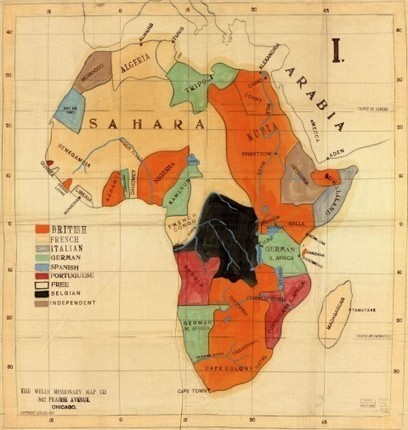 40 maps that explain the world   Haak's APHG   Scoop.it