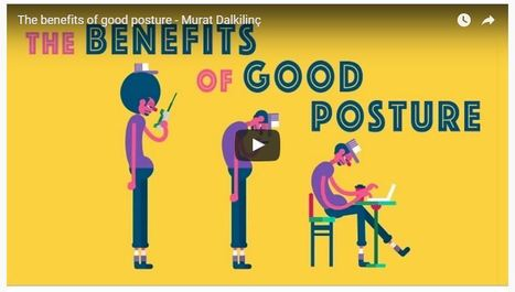 How you can help your pupils' posture - Daily Genius | Professional Learning for Busy Educators | Scoop.it