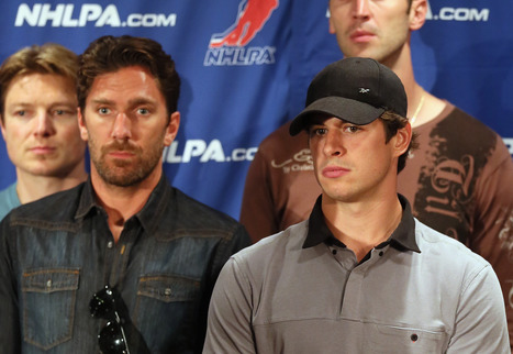 NHL Lockout 2012: The clock keeps ticking, no official talks ... | NBA lockout and stuff | Scoop.it