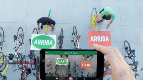 La réalité augmentée utilisée par Google Translate pour traduire en temps réel | Geeks | Scoop.it