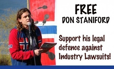 The Salmon Suit: Fish Farming and Free Speech | Occupy Vancouver Voice | Aquaculture | Scoop.it