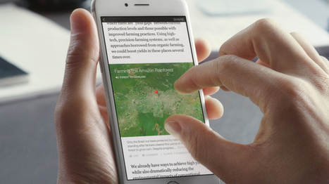 Is Facebook Instant Articles an Industry Game Changer? | Web Marketing | Scoop.it