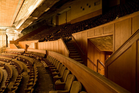 The Kingston Lounge: The Victory Theatre, Holyoke, MA | Modern Ruins, Decay and Urban Exploration | Scoop.it